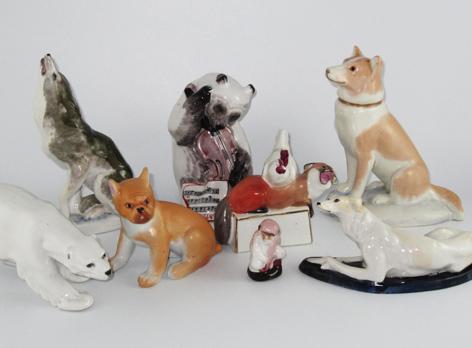 Картинки по запросу Статуэтки собак - что подобрать на просторах интернета