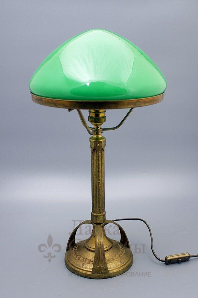 Настольные лампы бежевый/желтый абажур - купить