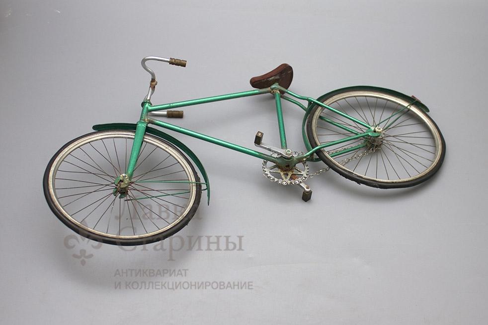 Макет велосипеда своими руками 63