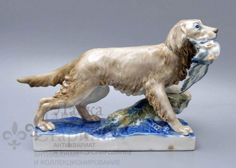 Фигурка «Охотничья собака»